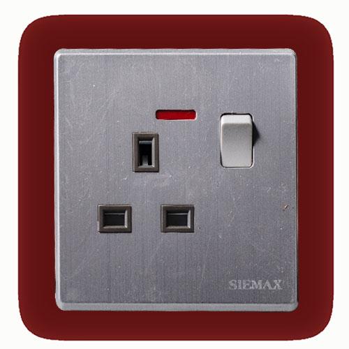 13A Switch Socket