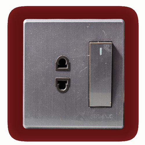 SIEMAX 2 Pin Socket