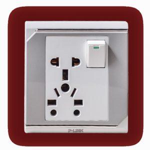 6 Pin Multi Switch Socket