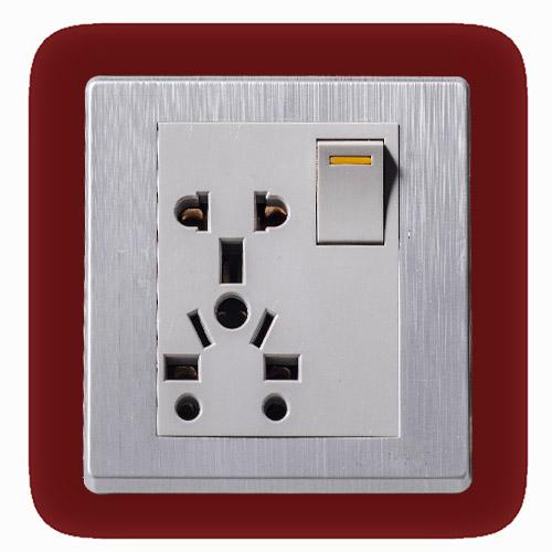 6 Pin Switch Socket