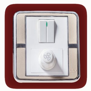 Lily Fan Dimmer With Switch