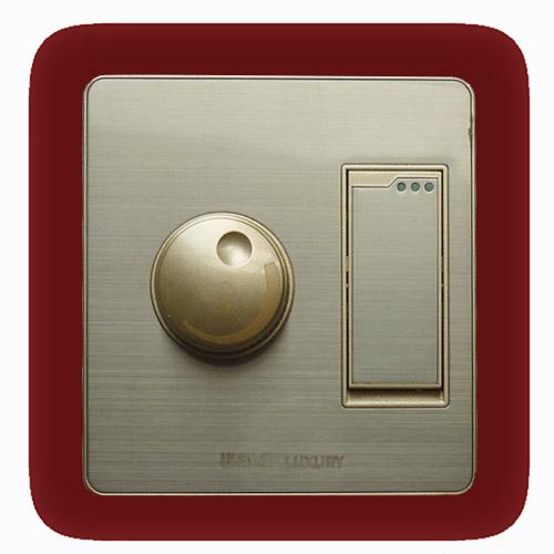 WENER Luxury Fan Dimmer with Switch