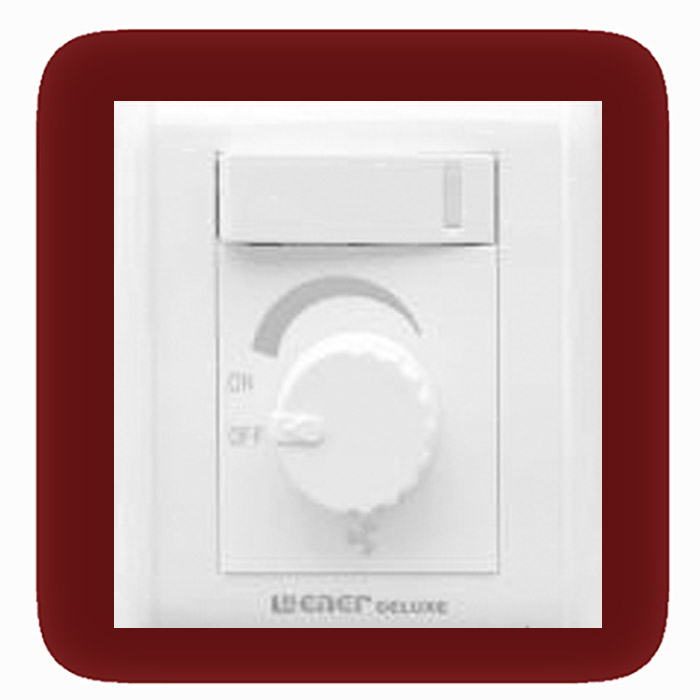 fan dimmer with switch