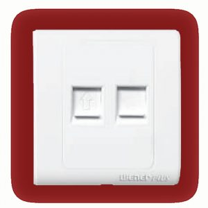telephone plus internet socket