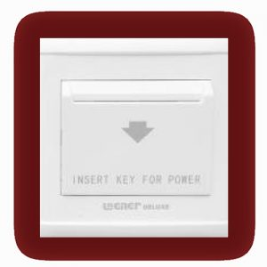 power insert key