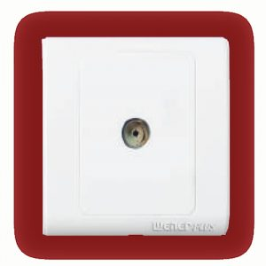 wener plus tv socket