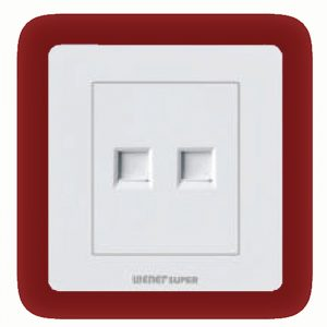 double internet socket