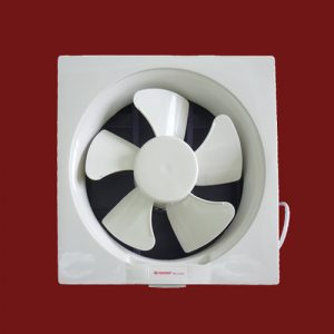 WENER Deluxe Exhaust Fan-Size: 6""