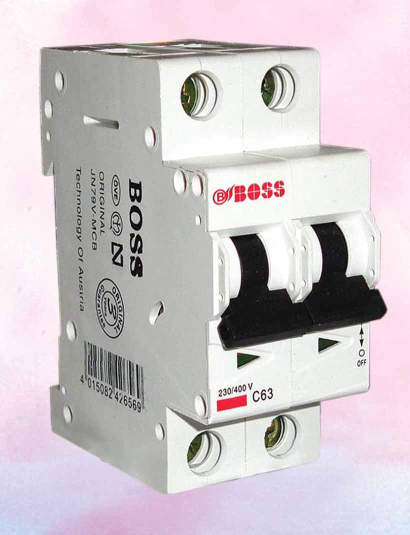 BOSS Miniature Circuit Breaker