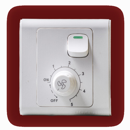 WENER Plus Fan Dimmer With Switch