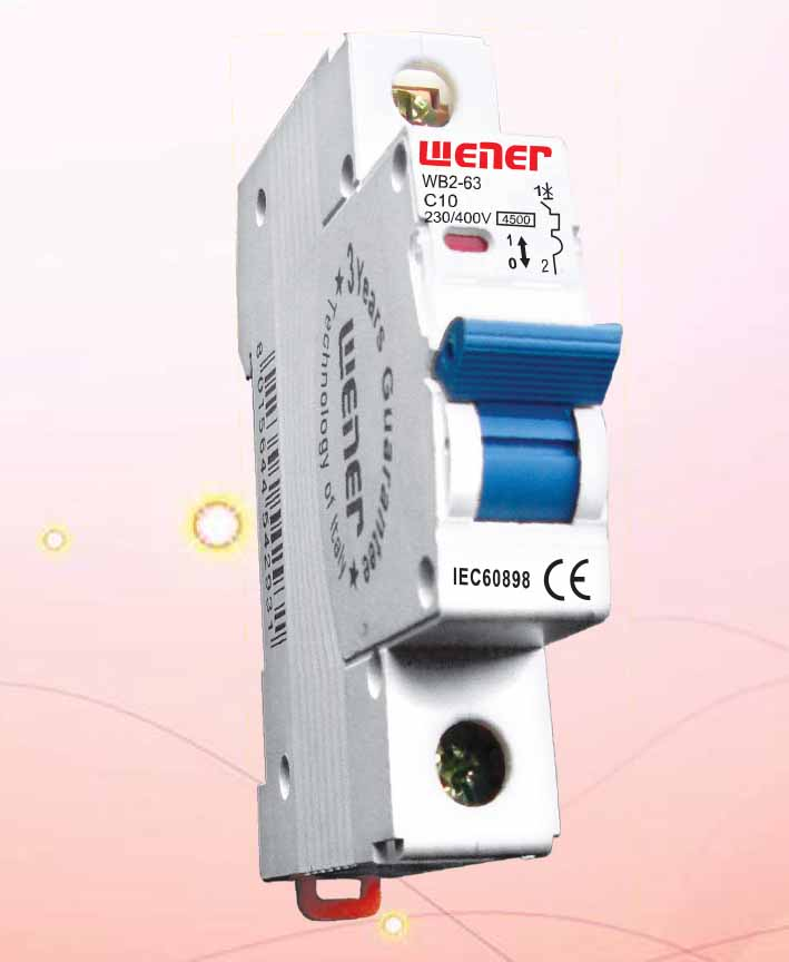 WENER Miniature circuit breaker